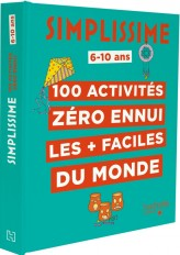 Simplissime - 100 activités zéro ennui