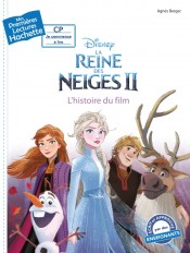 Premières lectures CP2 Disney - La Reine des neiges II