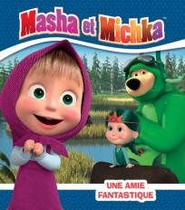 Masha et Michka-Une amie fantastique