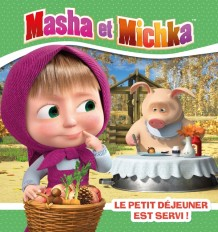 Masha et Michka - Le petit-déjeuner est servi
