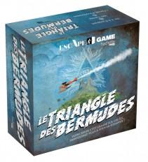 Boîte escape game Triangle des Bermudes