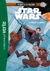 Star Wars : Flight of the Falcon 02 - Le prix de la liberté