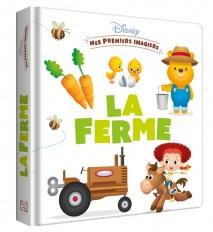 DISNEY BABY - Mes Premiers Imagiers - La ferme