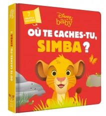 DISNEY BABY - Où te caches-tu, Simba ?