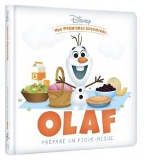 DISNEY - Mes Premières Histoires - Olaf prépare un pique-nique