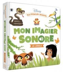 DISNEY BABY - Mes Premiers Imagiers - Mon Imagier Sonore - La jungle