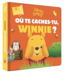 DISNEY BABY - Où te caches-tu, Winnie ?