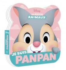 DISNEY BABY - Mes Petits Animaux - Je suis Panpan
