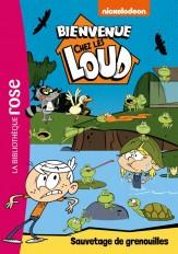 Bienvenue chez les Loud 15 - Sauvetage de grenouilles