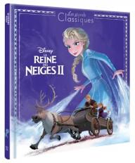 LA REINE DES NEIGES 2 - Les Grands Classiques - L'histoire du film - Disney