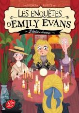 Les enquêtes d'Emily Evans - Tome 1