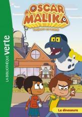 Oscar et Malika 06 - Le dinosaure