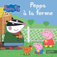 Peppa Pig-Peppa à la ferme