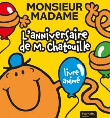 Monsieur Madame-Monsieur Chatouille - Pop-up