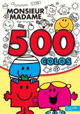 Monsieur Madame - 500 colos