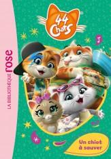44 Chats 01 - Un chiot à sauver