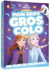 LA REINE DES NEIGES 1 et 2 - Mon Gros Gros Colo - Disney