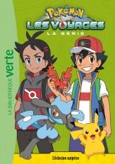 Pokémon Les Voyages 10 - L'éclosion surprise