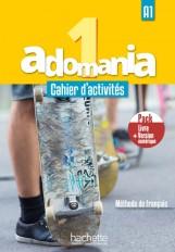 Adomania 1 - Pack Cahier + Version numérique