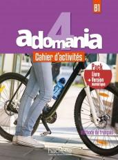 Adomania 4 - Pack Cahier + Version numérique