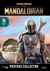 Star Wars - The Mandalorian Posters collector