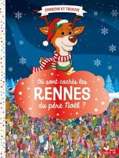 Où sont cachés les rennes du père Noël ?