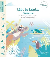 Petit Morphée l'île enchantée de Léo le koala - livre avec puces sonores