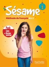 Sésame 1 · Pack Livre de l'élève + Version numérique