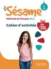 Sésame 1 · Pack Cahier d'activités + Version numérique