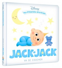 DISNEY - Mes Premières Histoires - Jack-Jack va se coucher