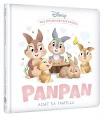 DISNEY - Mes Premières Histoires - Panpan aime sa famille