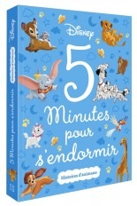 DISNEY CLASSIQUES - 5 minutes pour s'endormir - Histoires d'animaux