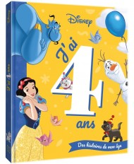 DISNEY CLASSIQUES - J'ai 4 ans - Des histoires de mon âge