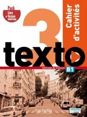 Texto 3 - Pack Cahier + Version numérique