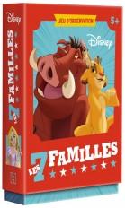 DISNEY CLASSIQUES - Jeux de cartes - 7 familles