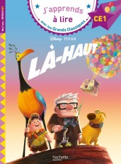Disney - Là-Haut, CE1