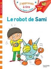 Sami et Julie CP Niveau 1 - Le robot de Sami