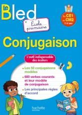 BLED Conjugaison Ecole primaire Du CE1 au CM2