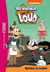 Bienvenue chez les Loud 30 - Mystère en cuisine