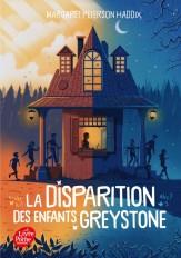 La disparition des enfants Greystone - Tome 1