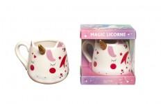 Coffret Mug magic Licorne