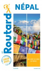 Guide du Routard Népal 2020/21