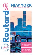 Guide du Routard New York 2021/22