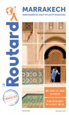 Guide du Routard Marrakech 2021/22