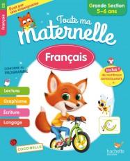 Toute Ma Maternelle Français Grande Section (5-6 ans)