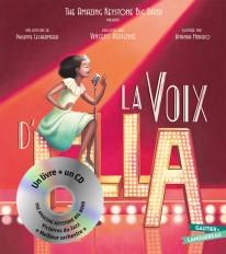 La Voix d'Ella - Livre CD petit format