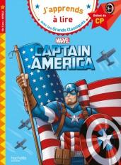 Disney -  Marvel - Captain America, CP niveau 1