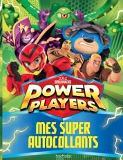 Power Players - Mes super autocollants