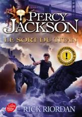 Percy Jackson - Tome 3