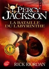 Percy Jackson - Tome 4